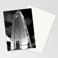 Where Are You? [Black & White] Stationery Cards