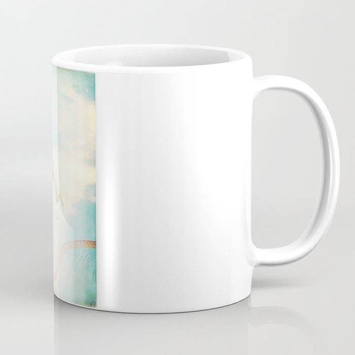 Step back into fun Coffee Mug