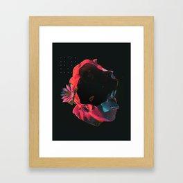 Vague Synesthesia. Framed Art Print