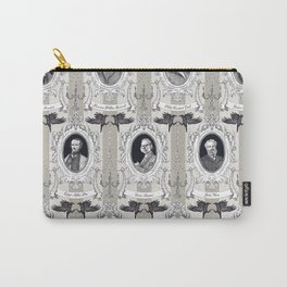 My favorite Authors Toile de Jouy Carry-All Pouch