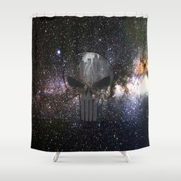 punisher Shower Curtain