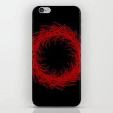 Spiral Out, Keep Going... iPhone & iPod Skin