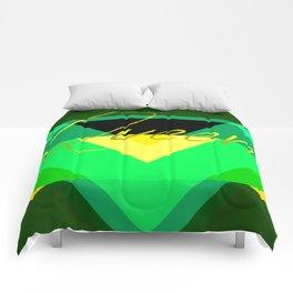 Jamaican Queen Comforters