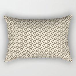 Abstract Composition 3 Rectangular Pillow