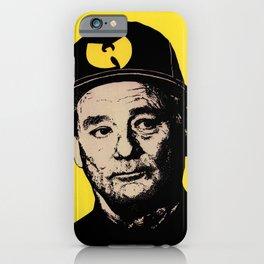Wu Murray iPhone Case