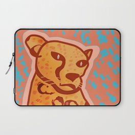 Melancholic Days, Cheetah Laptop Sleeve