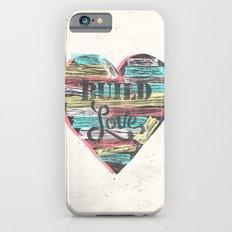BUILD LOVE iPhone 6s Slim Case