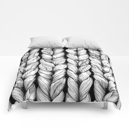 Knitted Comforters