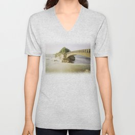 The magic island II Unisex V-Neck