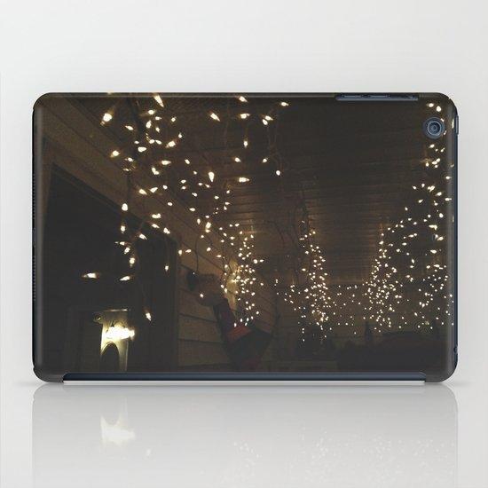Lights, Lights and more Lights iPad Case