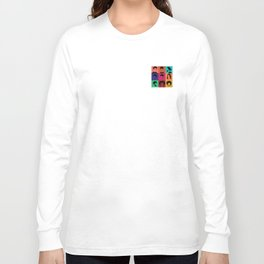 FOR COLORED BOYS COLLECTION COLLAGE Long Sleeve T-shirt