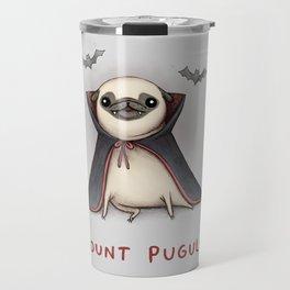Count Pugula Travel Mug