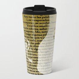Palabras Travel Mug