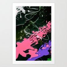 KOLORS 4 Art Print