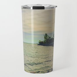 Shore front Travel Mug