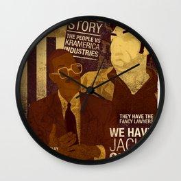 For Seinfeld Fans pt.2 Wall Clock