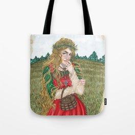 Goddess Sif Tote Bag