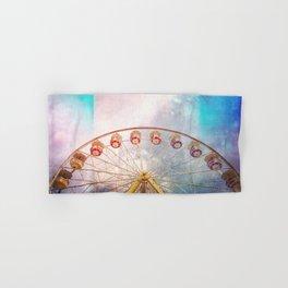 Ferris Wheel of Dreams Hand & Bath Towel