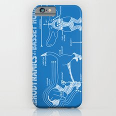The Aerodynamics of a Basset Hound iPhone 6s Slim Case