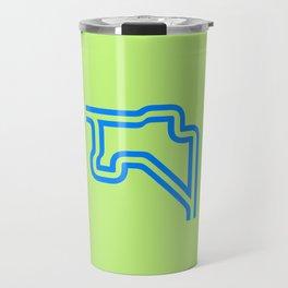 Groningen - Outline Travel Mug