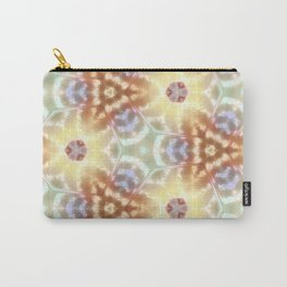 Feather Prism Original Artwork by Rachael Rice Carry-All Pouch