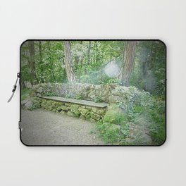 Fairy Bench Laptop Sleeve