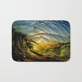 Sunset Barrel ~ Newport Beach Bath Mat