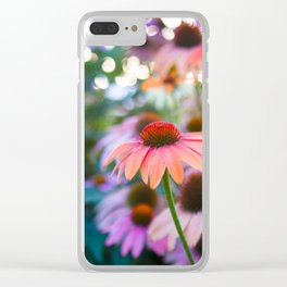Growing Freely Clear iPhone Case