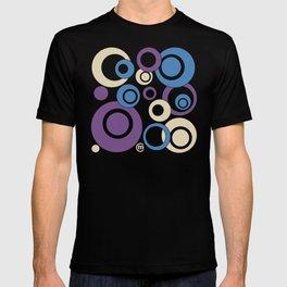 Retro Bubbles #3 T-shirt