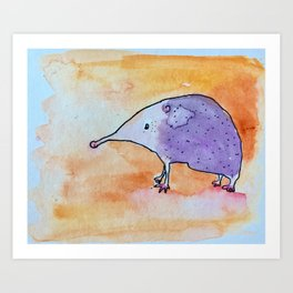 shrew Art Print