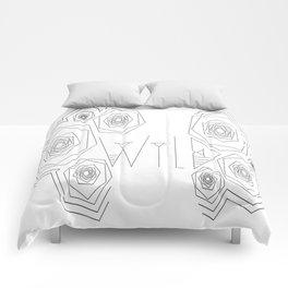 W I L D  Comforters