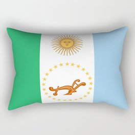 flag of Chaco Rectangular Pillow