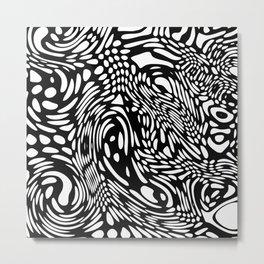 Dimensions Metal Print