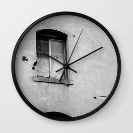 China Windows Wall Clock