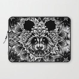 Panda Pattern Laptop Sleeve