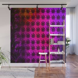Berry Indica Wall Mural
