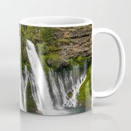 The Plunge (McArthur-Burney Falls) Coffee Mug