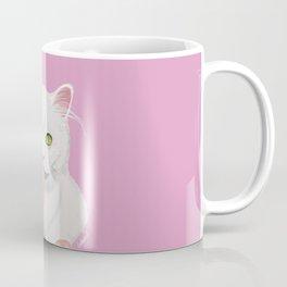 Naughty Cat Coffee Mug