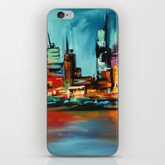 City Scapes iPhone & iPod Skin