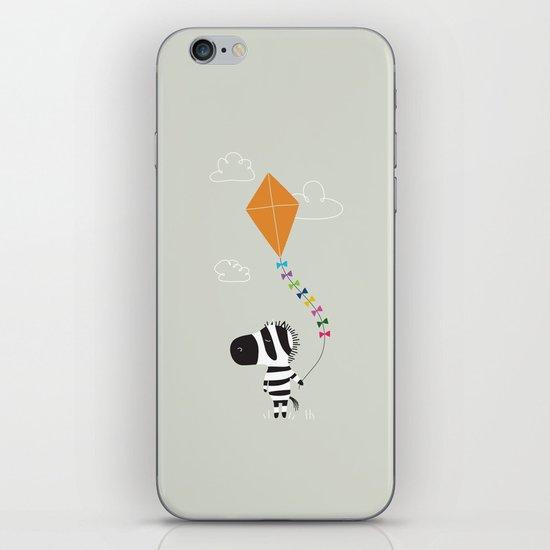The Happy Childhood iPhone & iPod Skin
