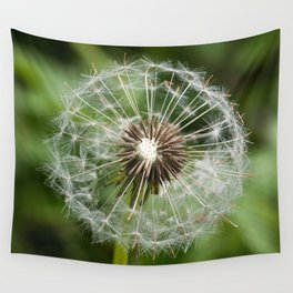 Imperfect clock Wall Tapestry