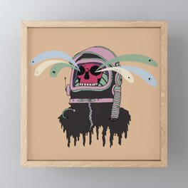 Dead Space: The Spirits Escape Framed Mini Art Print