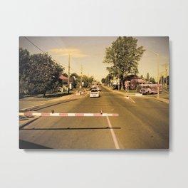050912.005 Metal Print