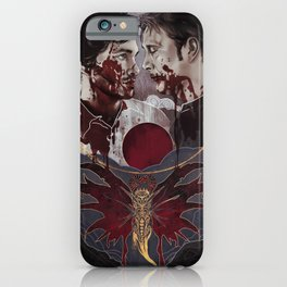 Killing of the Dragon iPhone Case