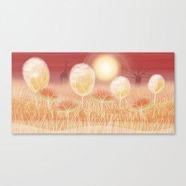 Treescape 4 Canvas Print