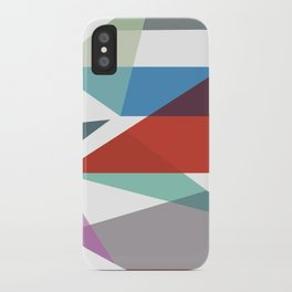 Shapes 015 iPhone Case