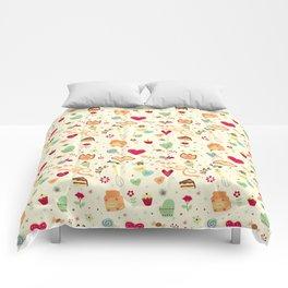 Cake Pattern Comforters