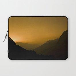 Cantabria mountains Laptop Sleeve