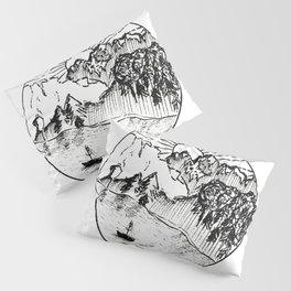 New Zealand's beauty *Te Anau Pillow Sham