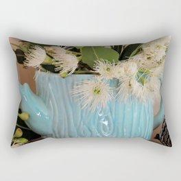 Gum Blossom Rectangular Pillow